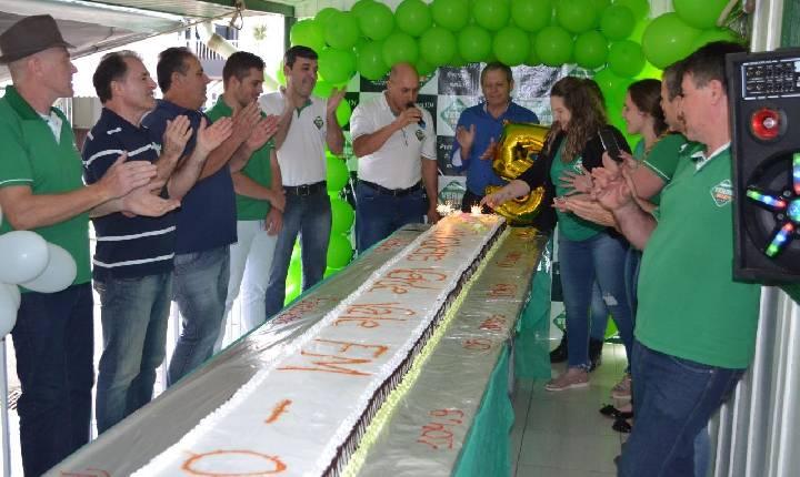5º Aniversário da Verde Vale FM