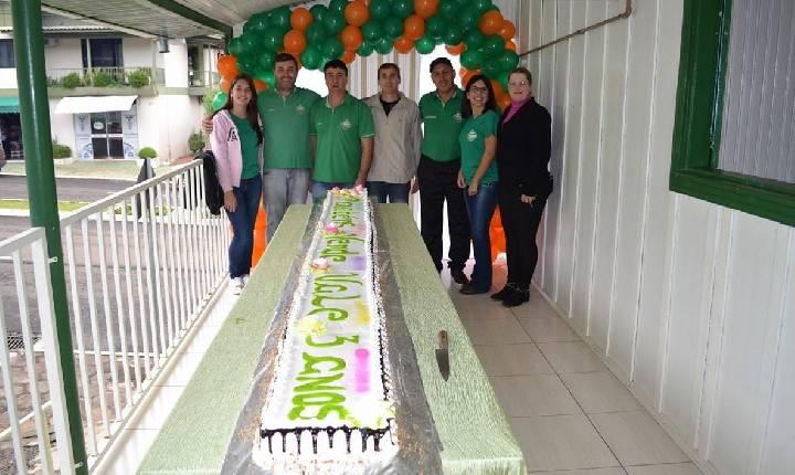 3º aniversário Verde Vale FM