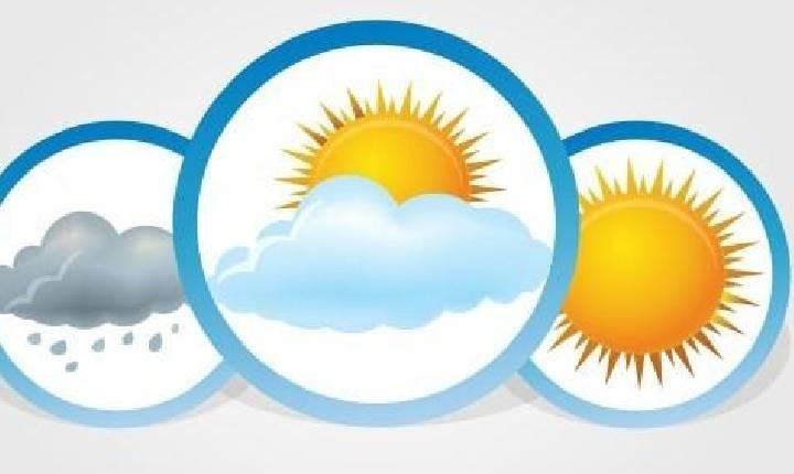 Confira a previsão do tempo para esta sexta-feira, dia 15