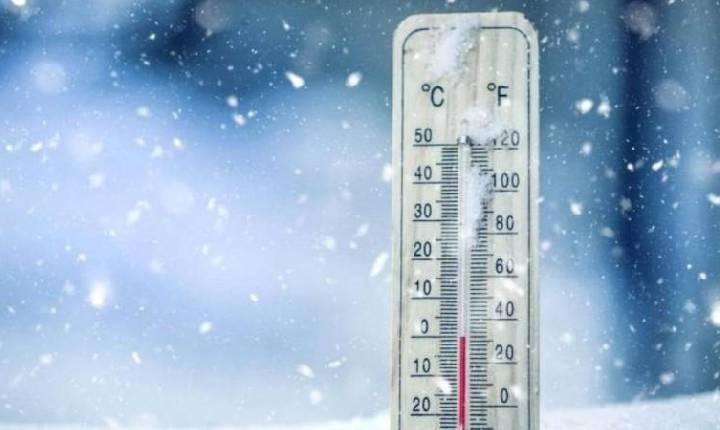 Epagri/Ciram alerta para frio intenso com condição de neve na segunda e geada na terça-feira
