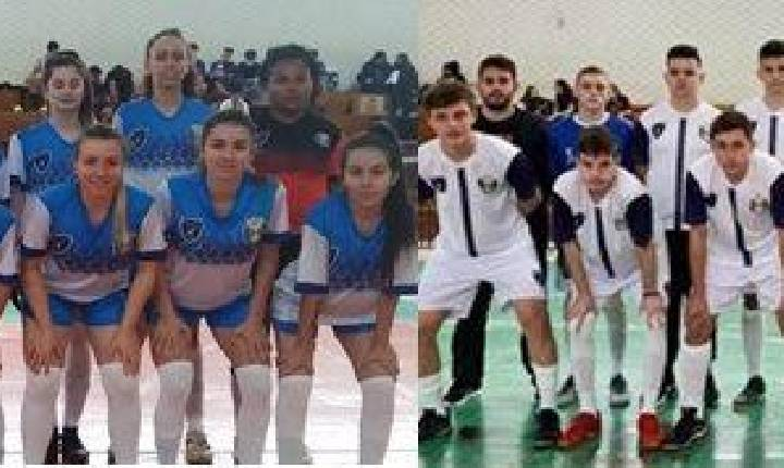 Futsal de Xavantina avança para a semifinal na Olesc 2021