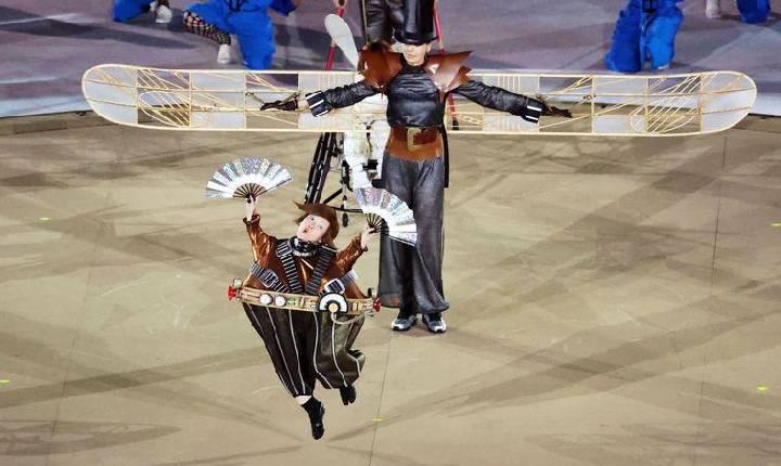 Jogos Paralímpicos começam oficialmente; veja a abertura completa