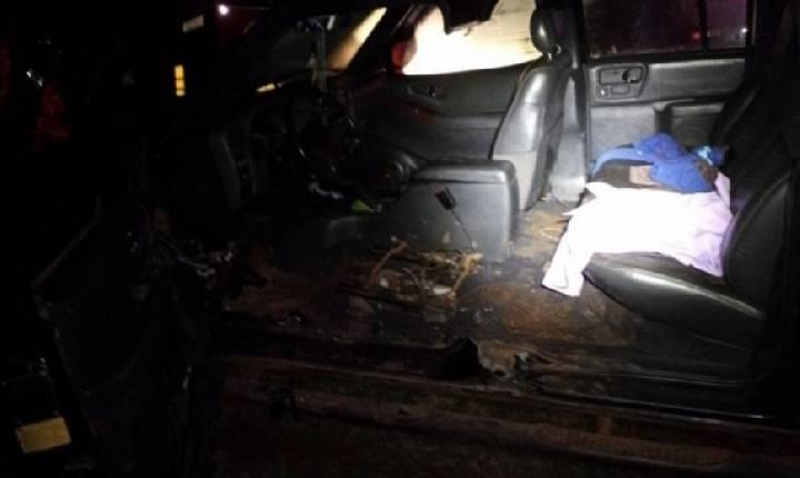 Mulher ferida em acidente de trânsito no interior de Itá