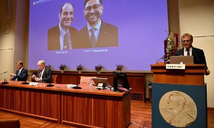 Nobel de Medicina 2021 vai para David Julius e Ardem Patapoutian por descobertas sobre temperatura e toque
