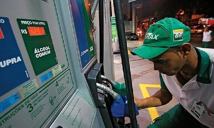 Preço da gasolina passa dos R$ 7 em quatro estados