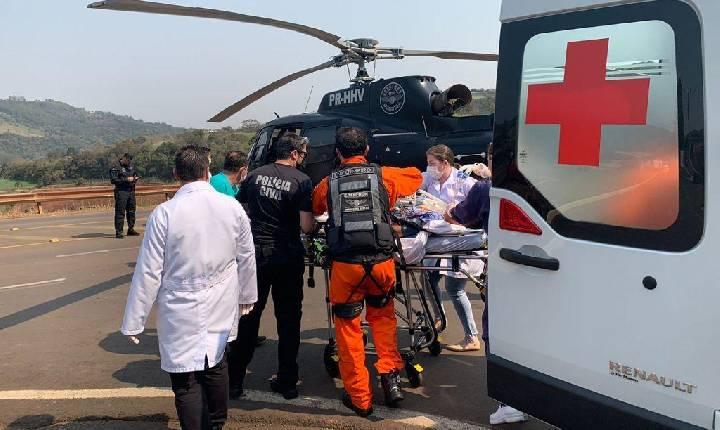 Vítima de intoxicação por biogás em Xavantina se recupera em casa