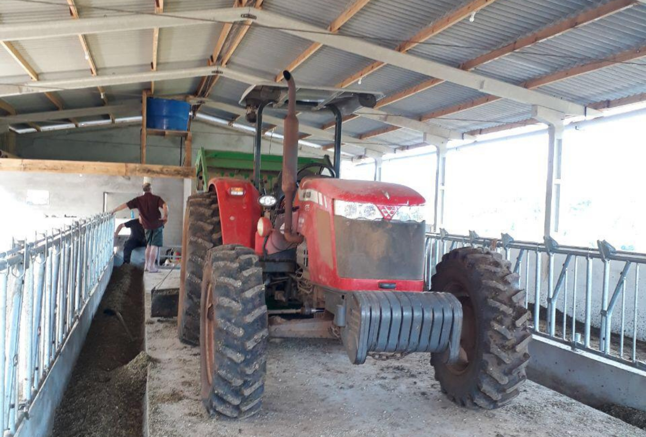 Agricultor morre após ficar preso em máquina de silagem, em Xavantina